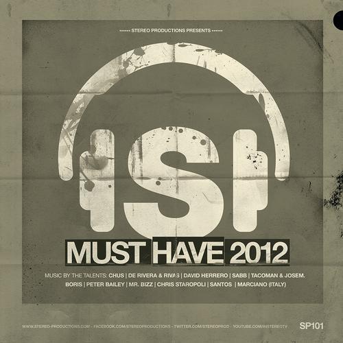 Album Art - Must Have 2012