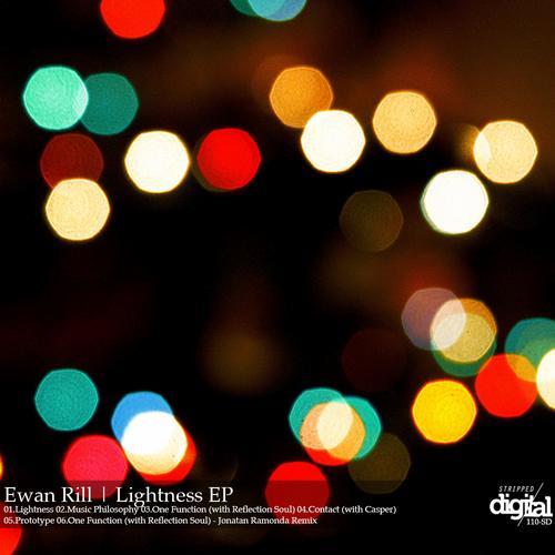 Album Art - Lightness EP
