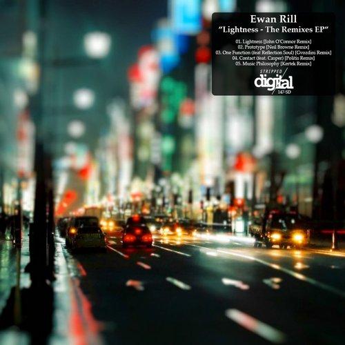 Album Art - Lightness - The Remixes EP