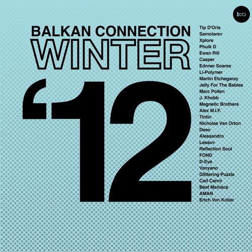 Album Art - Balkan Connection Winter 2012