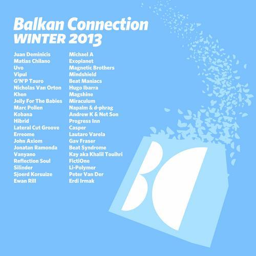 Album Art - Balkan Connection Winter 2013