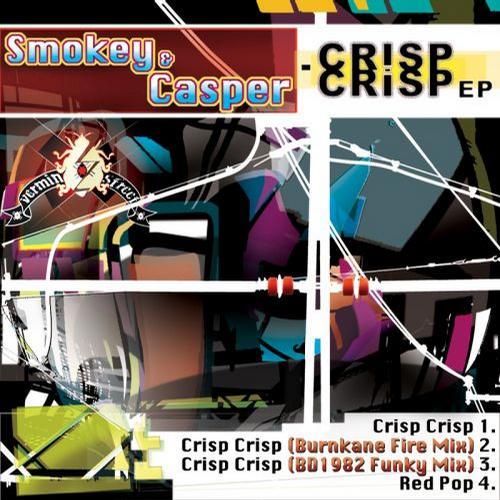 Album Art - Crisp Crisp EP