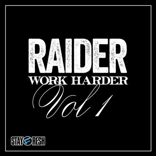 Album Art - Work Harder Vol. 1