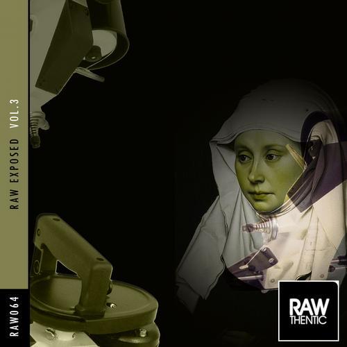 Album Art - Raw Exposed Vol.3