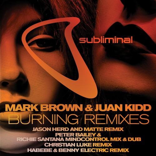 Album Art - Burning (Remixes)