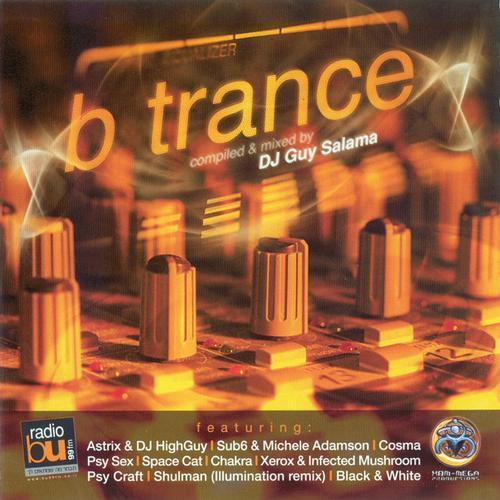 Album Art - B Trance