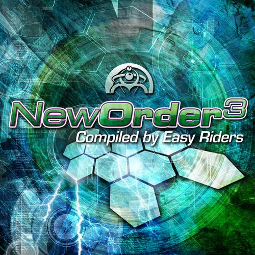 Album Art - New Order 3 by Easy Riders