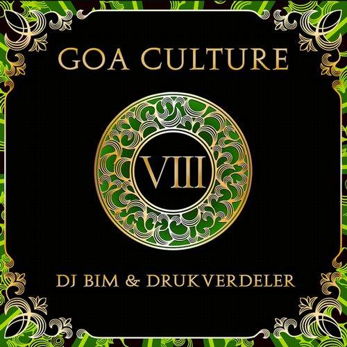 Album Art - Goa Culture Vol. 8 (Compiled by DJ Bim & Drukverdeler)