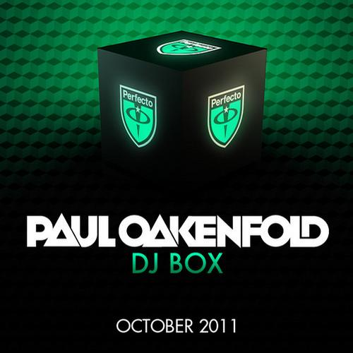 Album Art - DJ Box - October 2011
