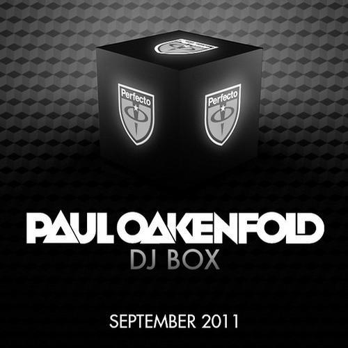 Album Art - DJ Box - September 2011