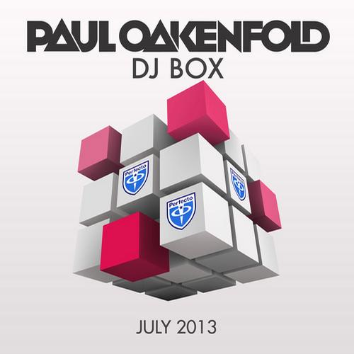 Album Art - DJ Box - July 2013