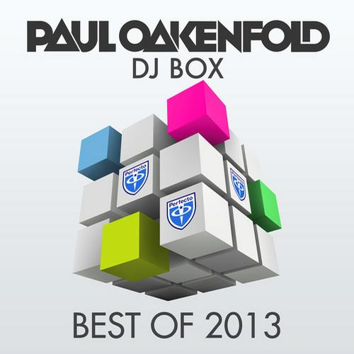 Album Art - DJ Box - Best Of 2013