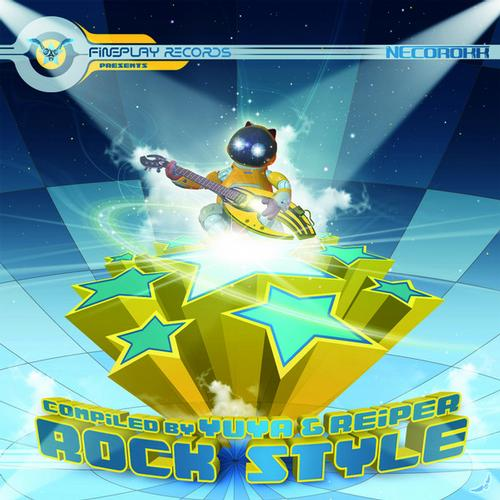 Album Art - Rock Style Compiled By Yuya & Reiper