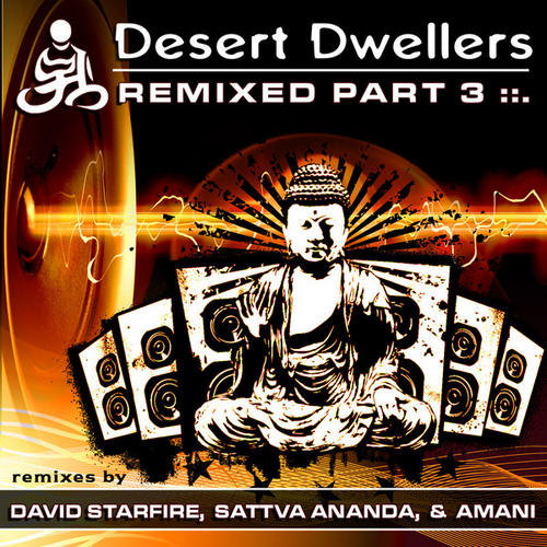 Album Art - Desert Dwellers - Remixed Pt. 3