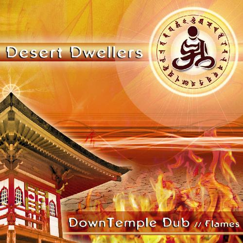 Album Art - DownTemple Dub: Flames