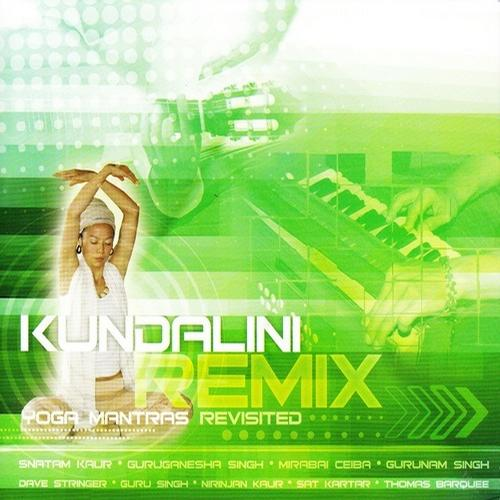 Album Art - Kundalini Remix: Yoga Mantras Revisited