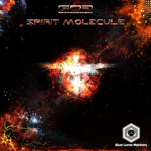 Album Art - Spirit Molecule