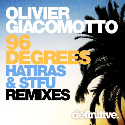 Album Art - 96 Degrees Remixes