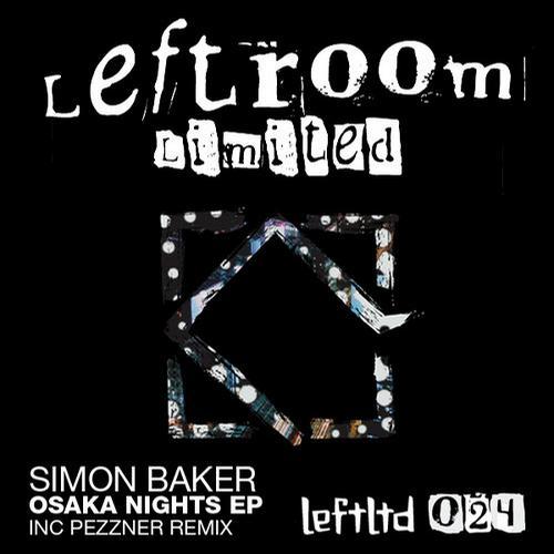 Album Art - Osaka Nights EP