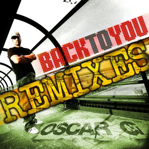 Album Art - Back To You Remixes
