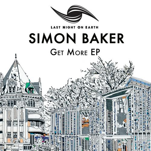 Album Art - Get More EP