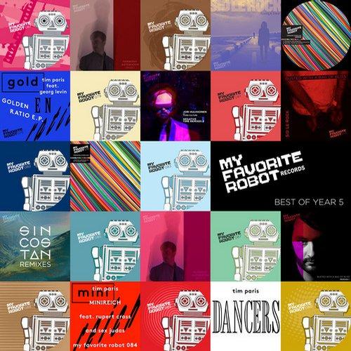 Album Art - Best of Year 5