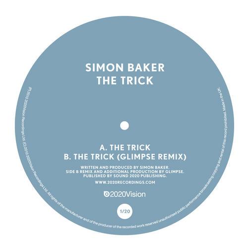 Album Art - The Trick