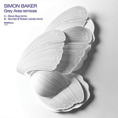 Album Art - Grey Area - Remixes