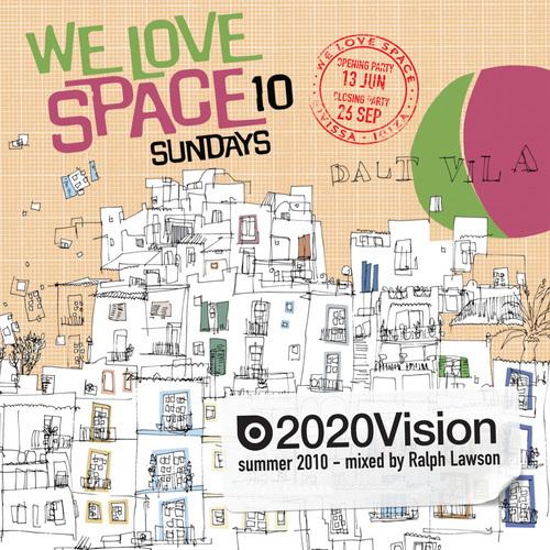 Album Art - Ralph Lawson - We Love Space Sundays