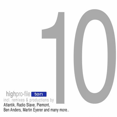 Album Art - High Pro-File - Ten