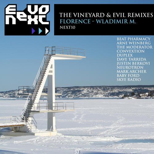 The Vineyard & Evil Remixes Album Art