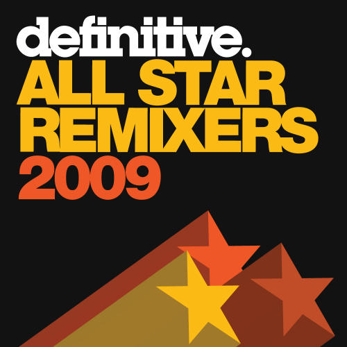 Album Art - Definitive's 2009 All Star Remixers