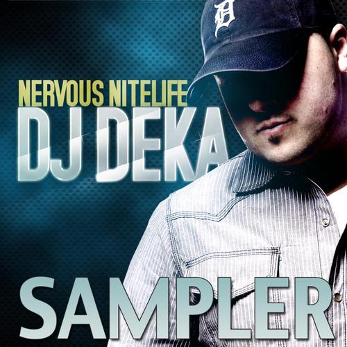 Album Art - Nervous Nitelife Sampler