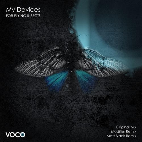 Album Art - My Devices - For Flying Insects