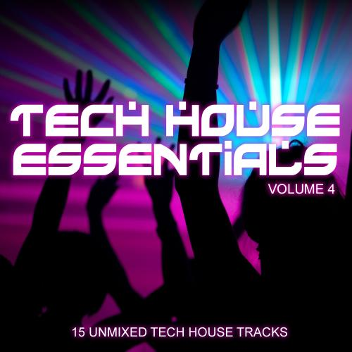 Album Art - Tech House Essentials Volume 4