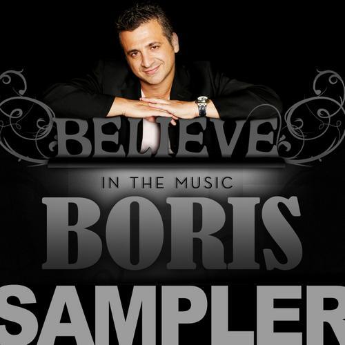 Boris - Believe SAMPLER Album