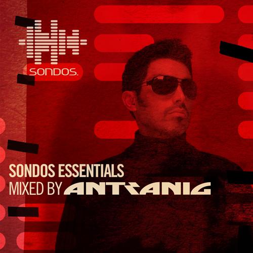 Album Art - Sondos Essentials Mixed By Antranig