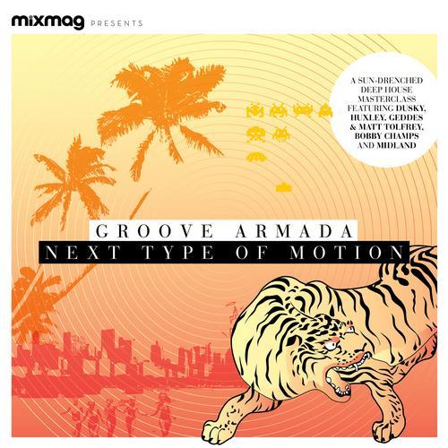 Album Art - Mixmag Presents Groove Armada: Next Type of Motion