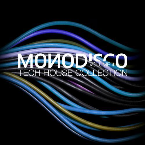 Album Art - Monodisco Volume 4