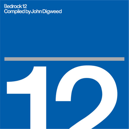 Album Art - Bedrock 12 Compiled By John Digweed