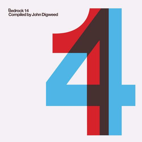 Album Art - Bedrock 14 Compiled By John Digweed