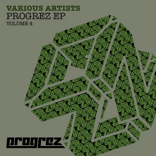 Album Art - Progrez EP - Volume 4