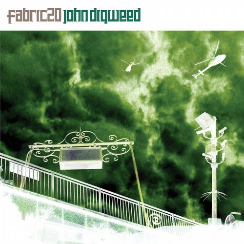 Album Art - Fabric 20: John Digweed