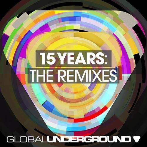 Album Art - Global Underground 15 Years: The Remixes