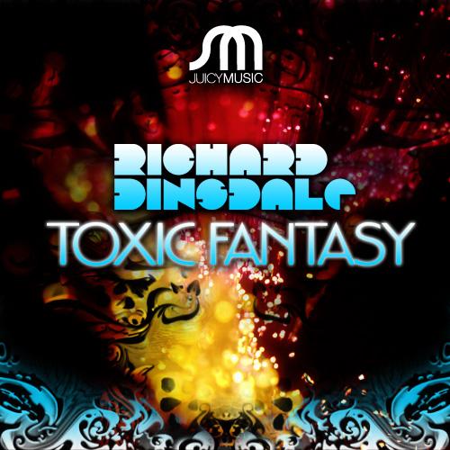 Album Art - Toxic Fantasy EP