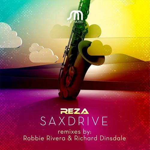 Album Art - Saxdrive