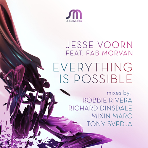 Album Art - Everything Is Possible