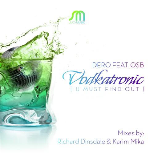 Album Art - Vodkatronic (U Must Find Out)