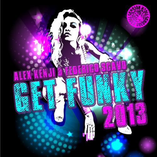 Album Art - Get Funky 2013