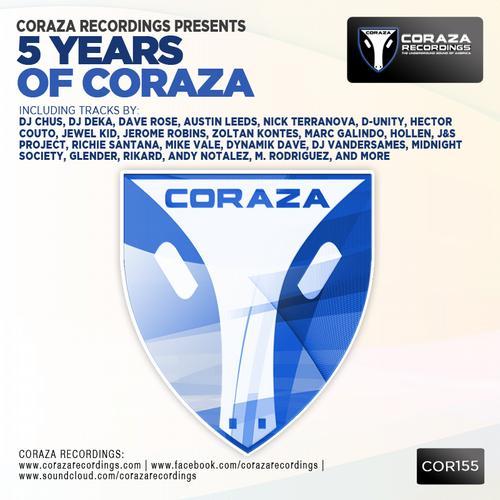 Album Art - 5 Years Of Coraza
